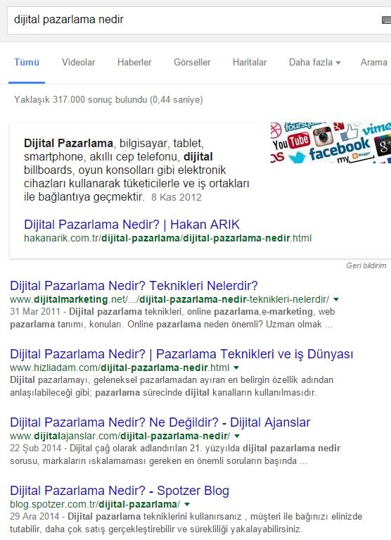 google-rich-answers-dijital-pazarlama