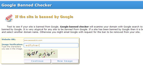 Google-Banned-Checker