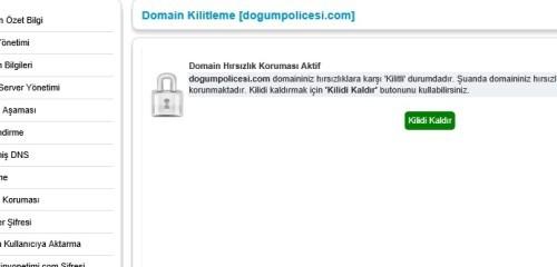 domain-kilit-kaldir
