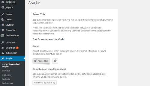 wordpress-press-this