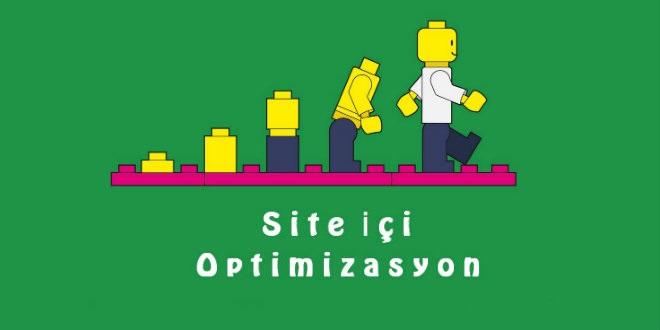 site içi optimizasyon nedir