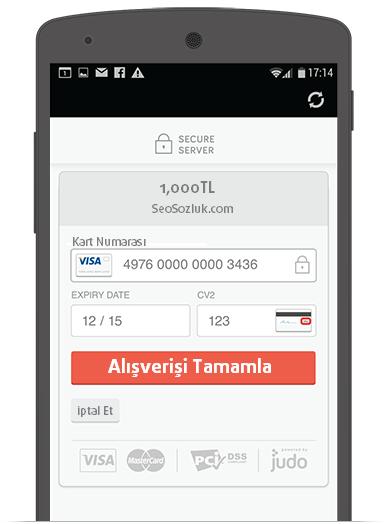 mobil ödeme kolaylık