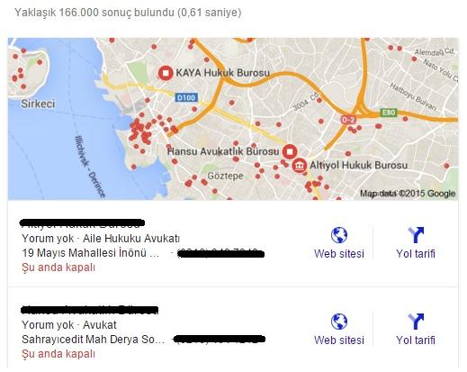 google lokal seo