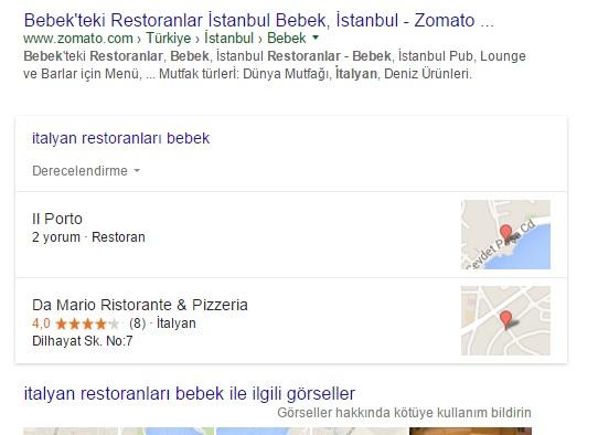 yıldız google harita