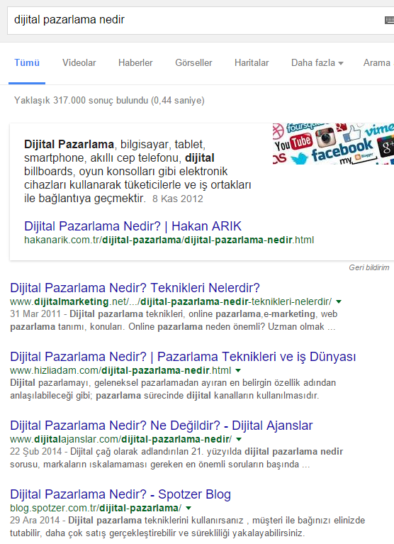 google-rich-answers-dijital-pazarlama