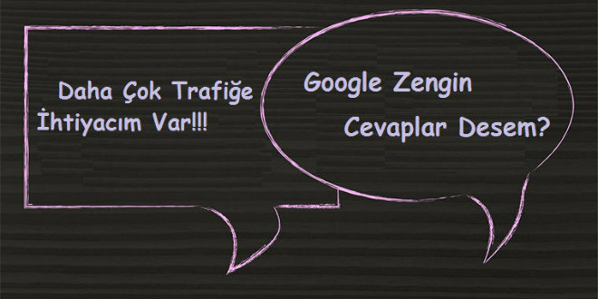 google rich answers nedir