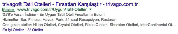 adwords reklam sembol