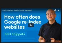 google siteleri hangi sıklıkta tarıyor