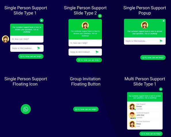 Wordpress Canlı Destek Ekleme - WordPress WhatsApp Support