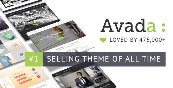Avada - WordPress Kurumsal Tema