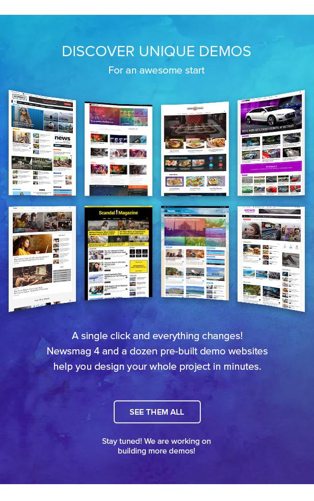 wordpress haber teması - newsmag