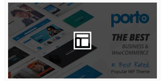 Porto - WordPress Eticaret Teması
