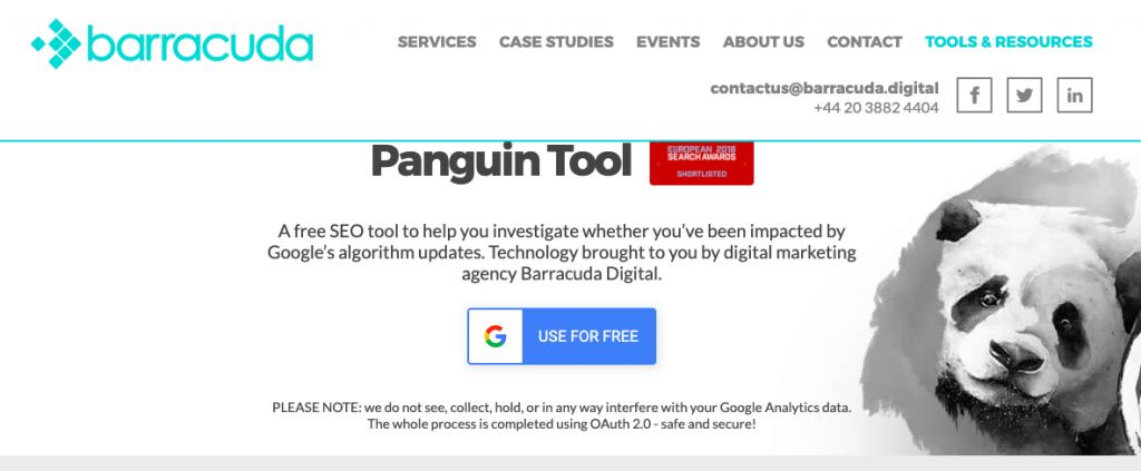Panguin Tool giriş